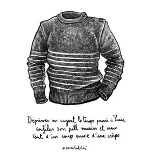 Pull Breton