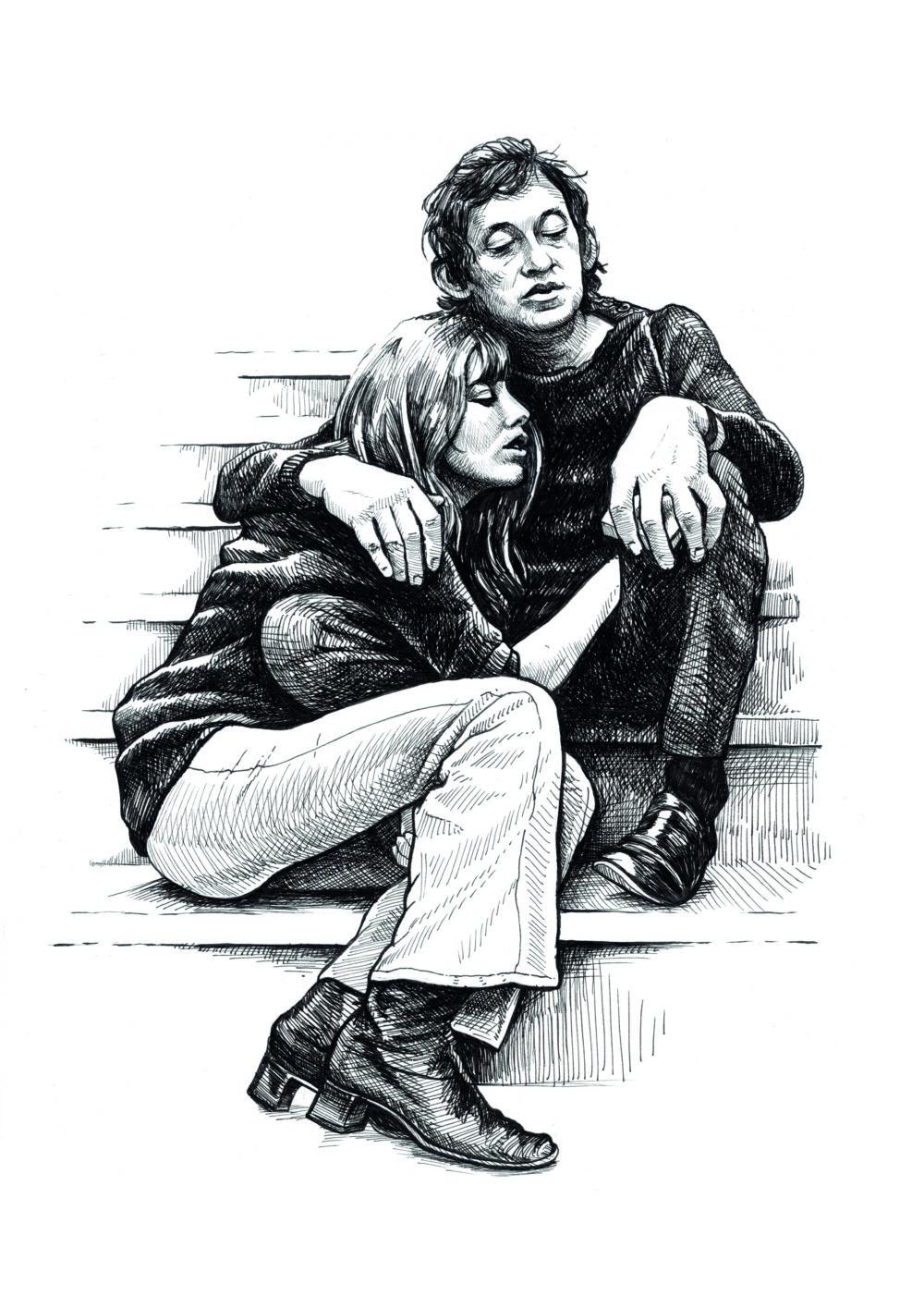 Gainsbourg Birkin