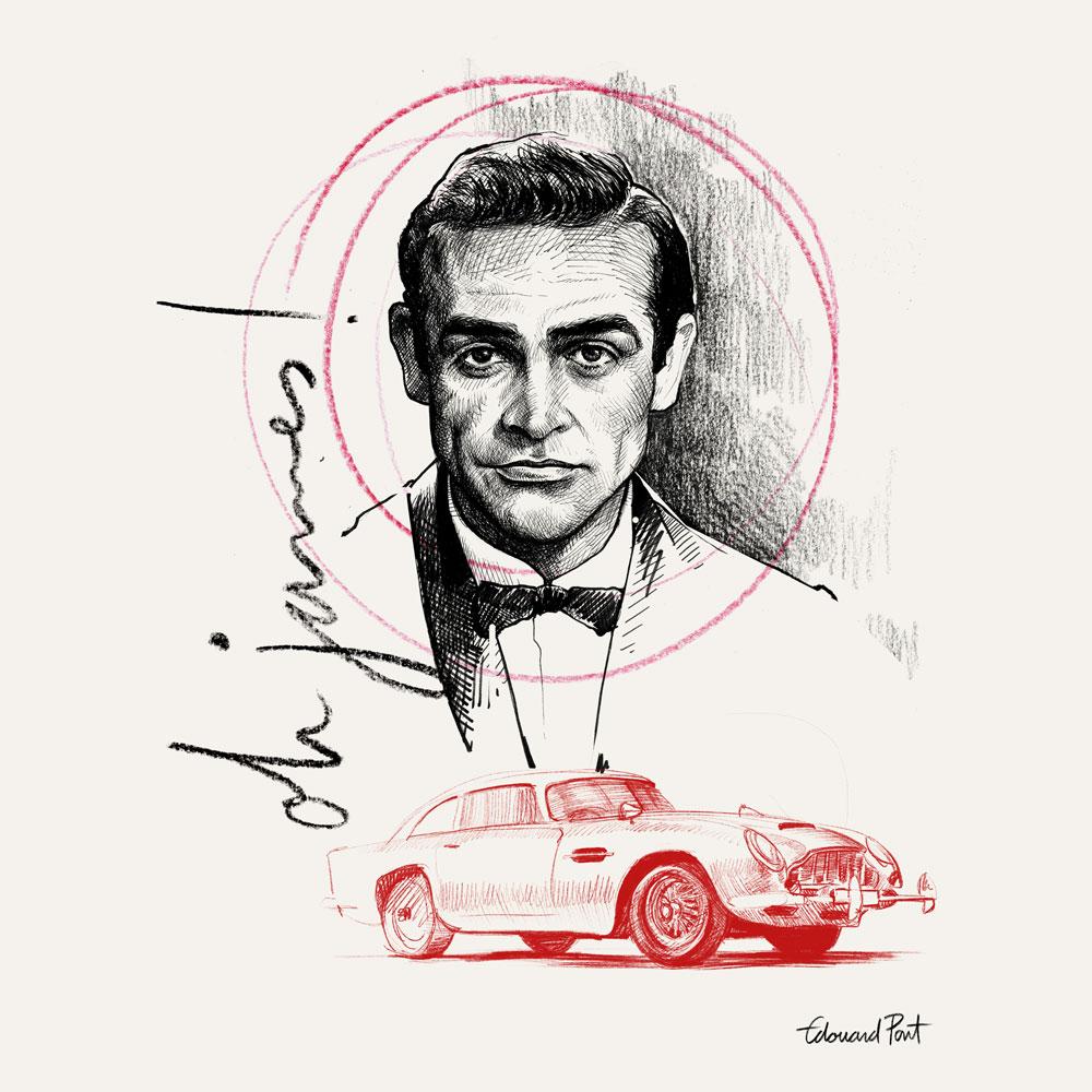 James Bond / Sean Connery